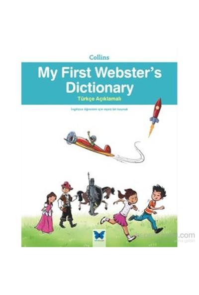Collins My First Webster'S Dictionary-Türkçe Açıklamalı-Kolektif
