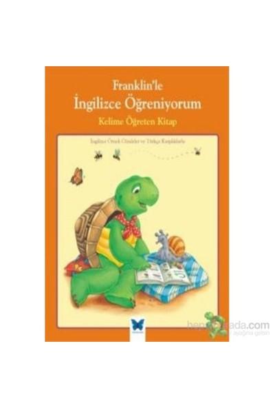 Franklinle İngilizce Öğreniyorum-Kelime Öğreten Kitap-M. Ed