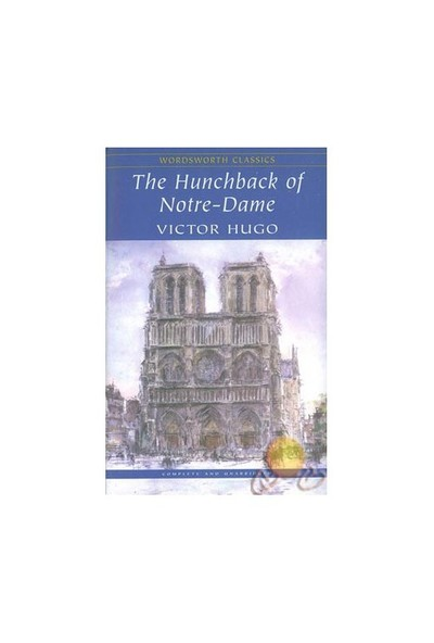 The Hunchback Of Notre-Dame-Victor Hugo