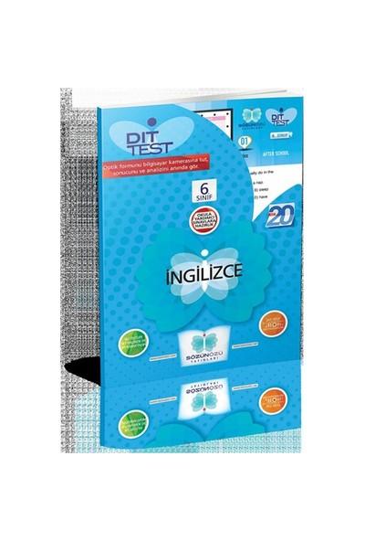Sözün Özü Yayınları 6.Sınıf Dıt Test İngilizce