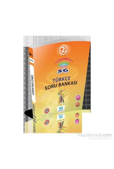 Sözün Özü Yayınları 2.Sınıf 5G Türkçe Soru Bankası