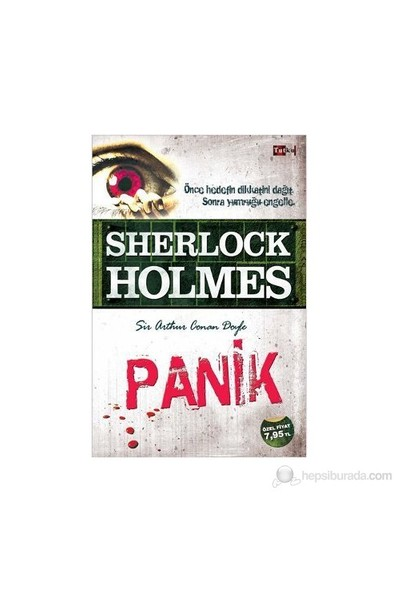 Sherlock Holmes - Panik - Sir Arthur Conan Doyle