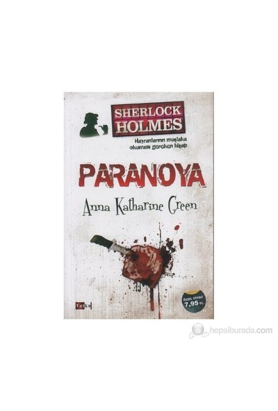 Paranoya-Anna Katharine Green