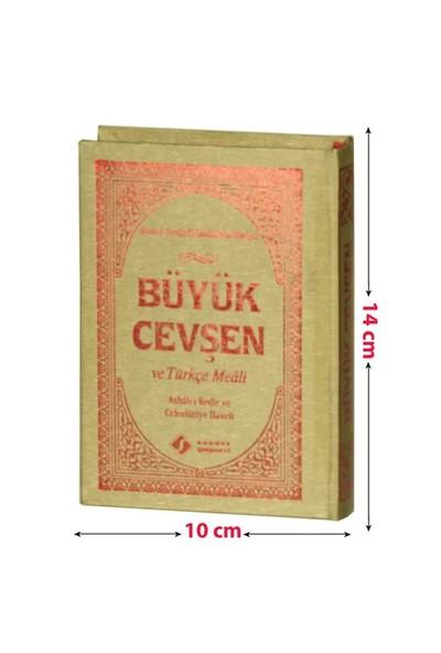 Büyük Cevşen Ve Türkçe Meali (Cep Boy)-Kolektif
