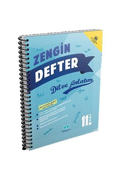 Sözün Özü Yayınları 11.Sınıf Zengin Defter - Dil Ve Anlatım