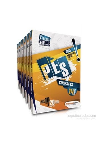 Uzman Kariyer KPSS 2015 Genel Yetenek Genel Kültür PES (Programlı Eğitim Seti) Konu Anlatımlı Set