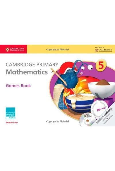 Cambridge Primary Mathematics Games Book Stage 5