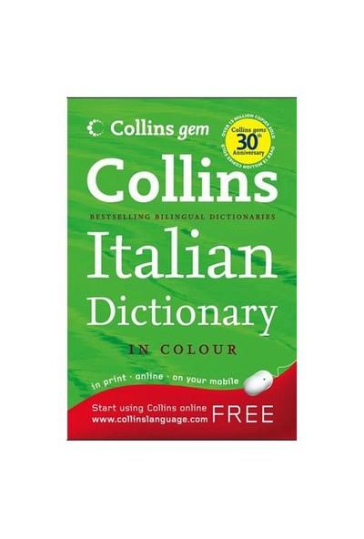 Collins Italian Dictionary (Gem)