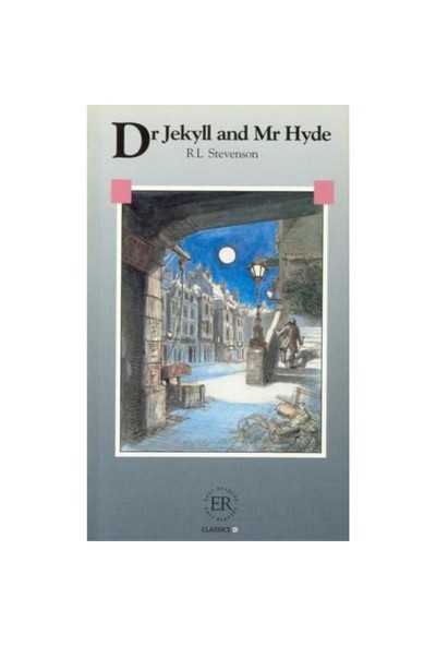 Dr. Jekyll And Mr. Hyde (Easy Readers Level - D) 2500 Words-Robert Louis Stevenson