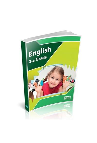 Zambak Yayınları 2. Sınıf İngilizce Konu Anlatımlı