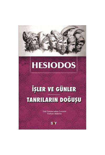 İşler Ve Günler – Tanrıların Doğuşu-Hesiodos