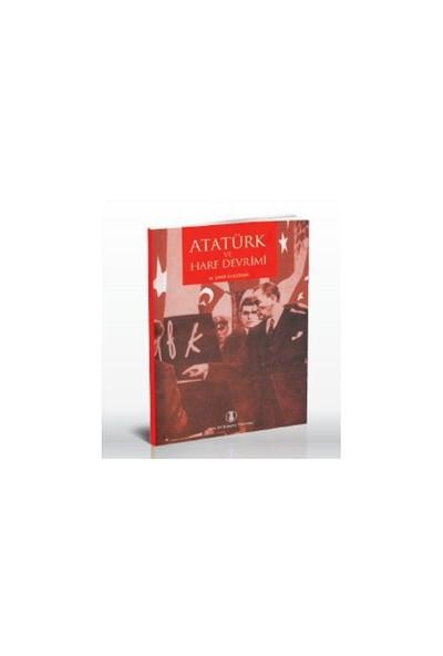 Atatürk Ve Harf Devrimi-M. Şakir Ülkütaşır