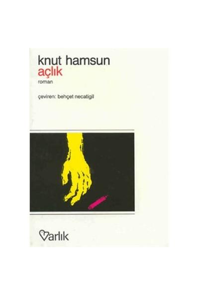 Açlık - Knut Hamsun