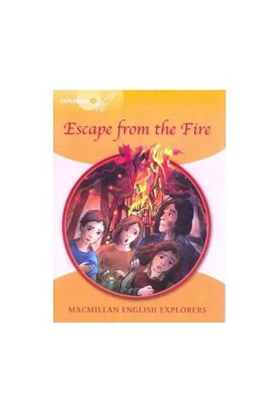 Macmillan Escape From The Fire