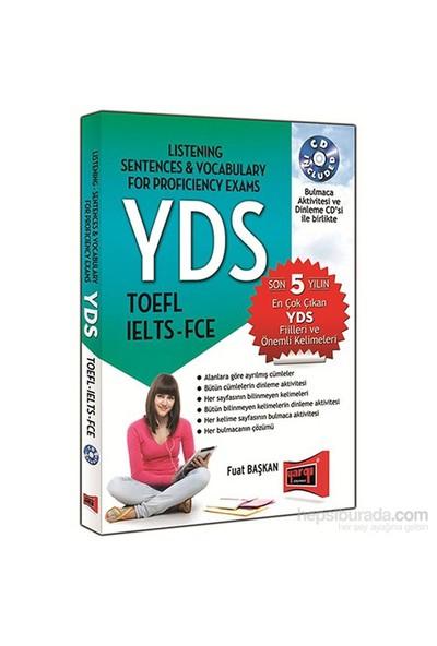 Yargı Yayınevi 2014 YDS Toefl Ielts-Fce-Fuat Başkan