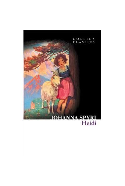 Heidi (Collins Classics)-Johanna Spyri