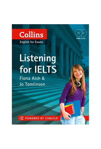 Collins English For Exams- Listening For Ielts +2 Cds-Jo Tomlinson