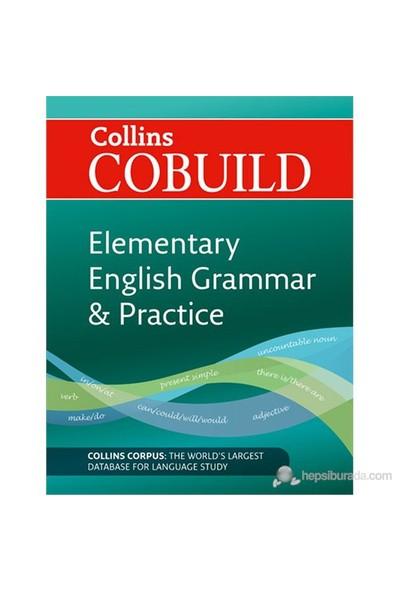 Cobuild Elementary English Grammar & Practice (A1-A2)-Kolektif