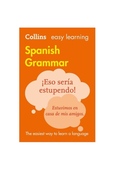 Easy Learning Spanish Grammar (3Rd Ed)