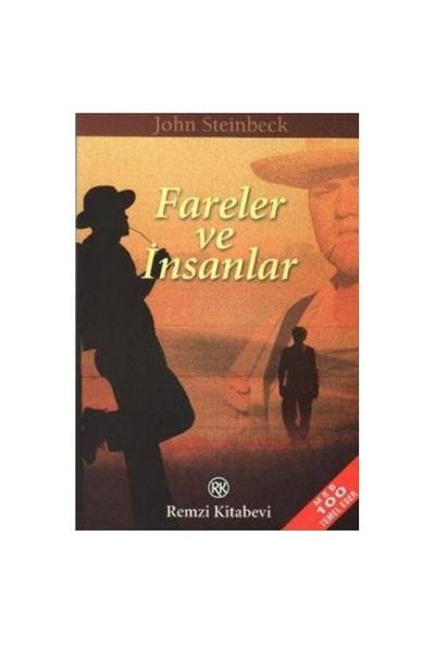 Fareler Ve İnsanlar-John Steinbeck