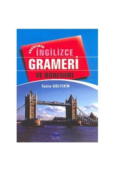 İngilizce Grameri Ve Öğretimi - Tekin Gültekin