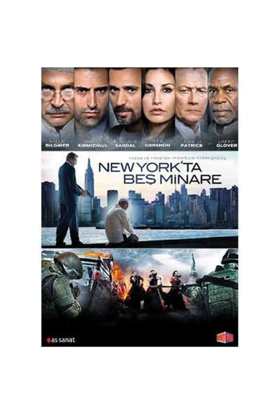 New York'ta Beş Minare (Blu-Ray Disc)