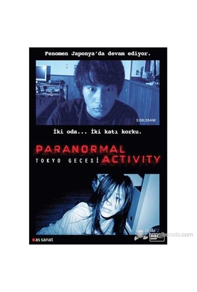 Paranormal Activity-Tokyo Night (Paranormal Activity-Tokyo Gecesi) (DVD)