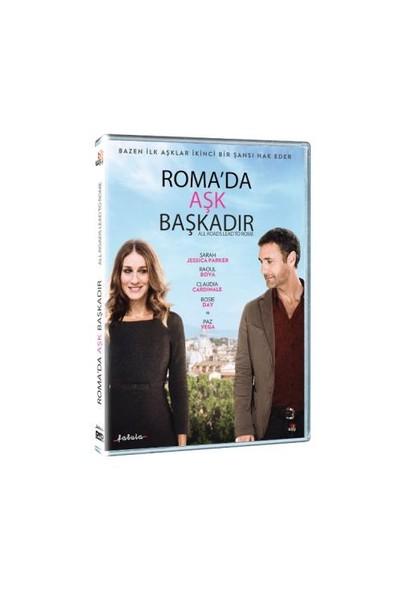 All Roads Lead To Rome (Roma'da Aşk Başkadır) (DVD)