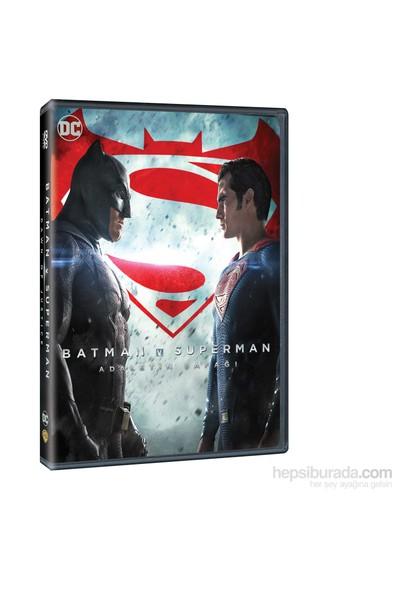 Batman Vs Süperman: Dawn Of Justice (Batman V Süperman: Adaletin Şafağı) (DVD)