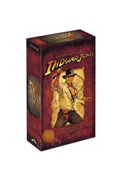 Indiana Jones Box Set (9 VCD) ( VCD )