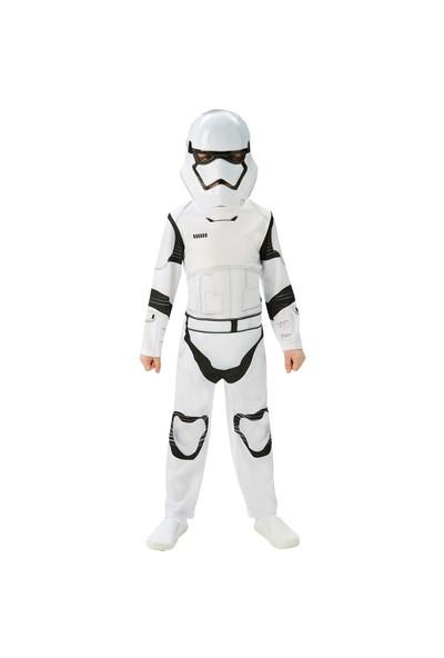 Star Wars Episode 7 Stormtrooper Kostüm Klasik 5-6 Yaş