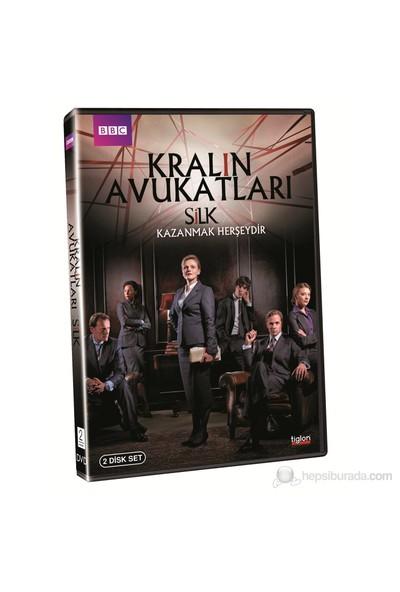 Silk Season 1 (Kralın Avukatları Sezon 1) (DVD) (2 Disk)