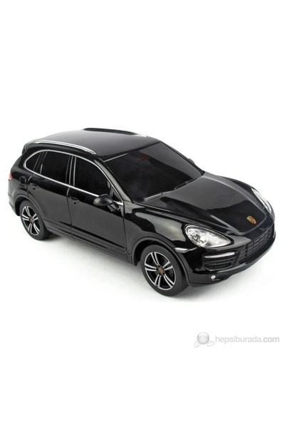 Porsche Cayenne Turbo Uzaktan Kumandalı Jeep 1:24 / Siyah