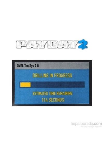 Payday 2 Doormat Drilling Paspas