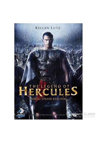 Legend Of Hercules (Herkül Efsane Başlıyor) (DVD)