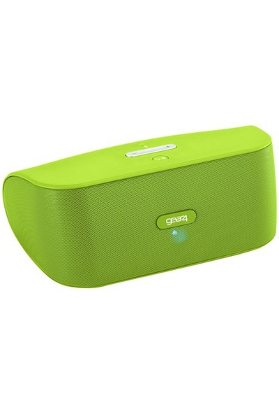 Gear4 PG-748 StreetParty Wireless Bluetooth Hoparlör (Yeşil)