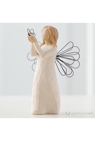 Willow Tree Angel Of Freedom (Özgürlük Meleği) Biblo