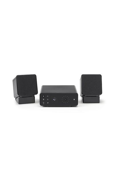 Denon CEOL Carino (N-2) Bluetooth Hoparlör (Siyah)