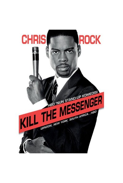 Hbo'nun Stand Up Komedisi: chris Rock Kill The Messenger