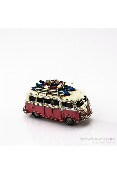Mukko Home Metal Klasik Vosvos Minibüs