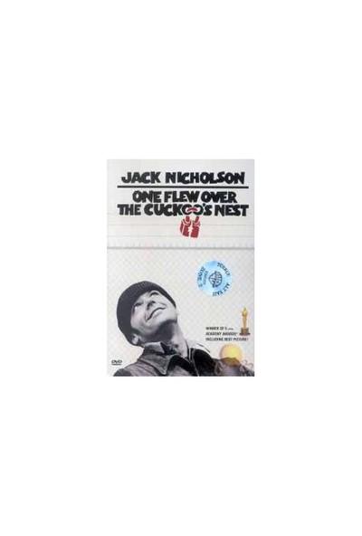 One Flew Over The Cuckoo's Nest (Guguk Kuşu) ( DVD )