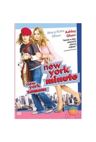 A New York Mınute (New York Zamanı) ( DVD )
