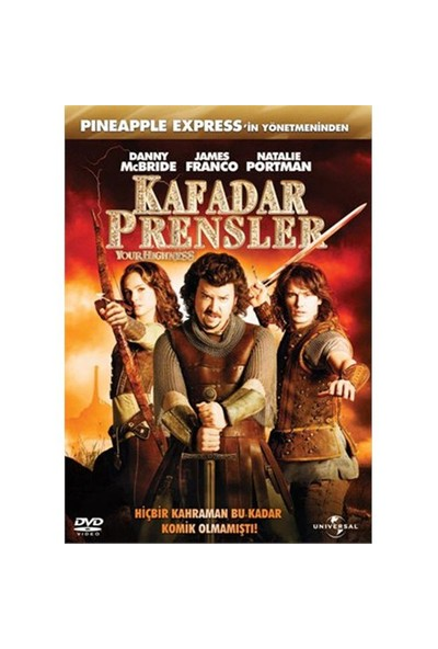 Your Highness (Kafadar Prensler)