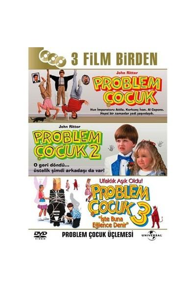 Problem Child 1-2-3 (Problem Çocuk Üçlemesi) (3 DVD)
