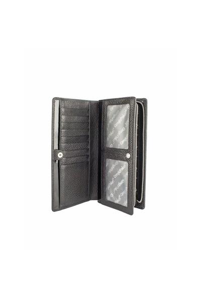 Cengiz Pakel Bayan Cüzdan Siyah 65101