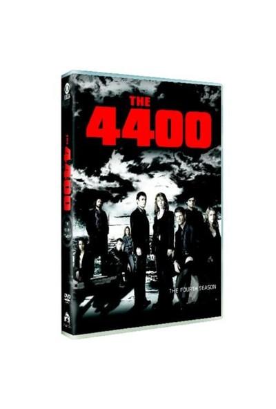 4400 Season 4 (4400 Sezon 4) (4 Disc)
