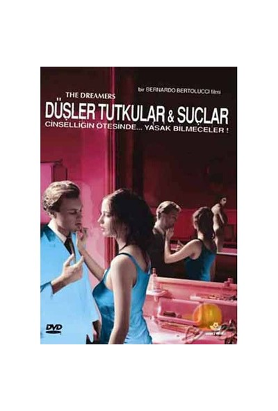 The Dreamers (Düşler Tutkular & Suçlar) ( DVD )