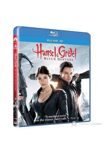 Hansel ve Gretel: Cadı Avcıları (3D Blu-Ray Disc)