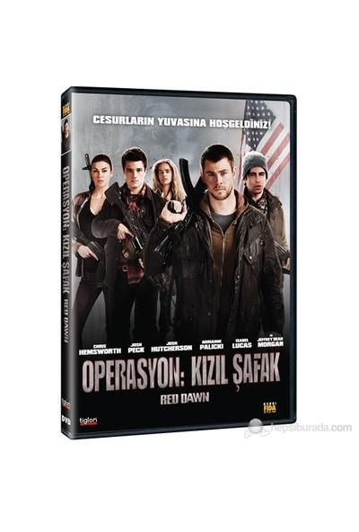 Red Dawn (Operasyon: Kızıl Şafak) (DVD)