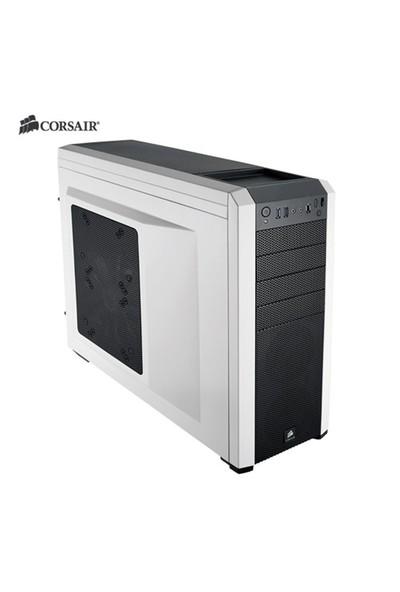 Corsair Carbide 500R Beyaz Mid Tower Kasa (CC-9011013-WW)